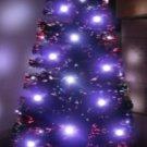 Pre-Lit LED Fiber Optic Christmas Tree