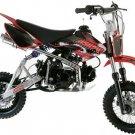 124cc Motocross Dirt Bike