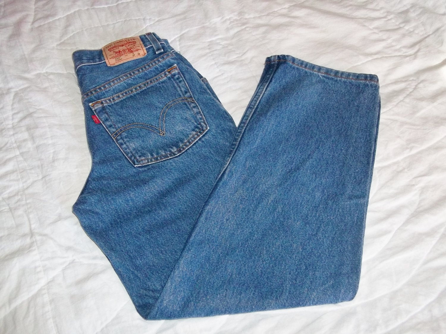 LEVI RELAXED FIT 505 JEANS  reduced 20%!