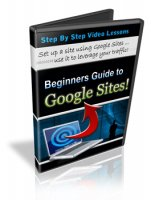 Beginners Guide to Google Sites - Video