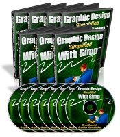 Graphic Design Simplified With Gimp