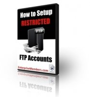 How to Setup Restricted FTP Accounts - Video