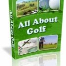 All About Golf eBook