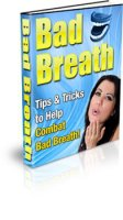 Bad Breath eBook