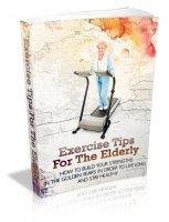 Exercise Tips for the Elderly eBook
