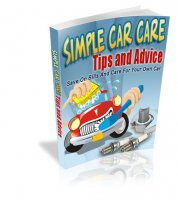 Simple Car Care TIps and Tricks eBook