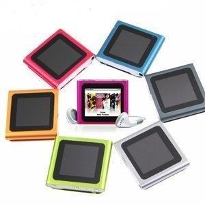 New Mini MP3 Player built in 2GB Memory Freeshipping.