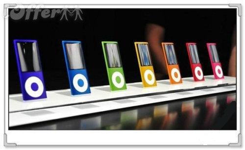 4GB 1.8' LCD 4th Gen MP3 MP4 Player 5pcs per lot freeshipping via DHL/UPS/EMS/TNT