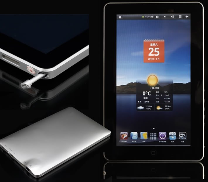 """Hottest 10"""" Mid GPS HDMI WiFi Tablet Touch Ebook eeoffer.com"""