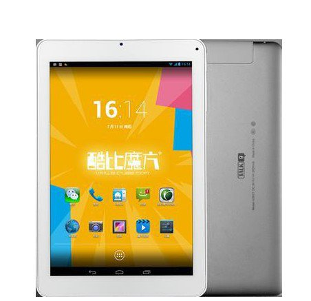 cube U39gt Quad core mt8389 3G Talk 1.6GHz 2GB RAM 16GB ROM 5.0MP 1920*1280