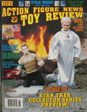 Action Figure News & Toy Review #61 - Nov 1997