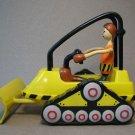 Bendos Bulldozer + Construction Worker Loose