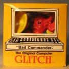 Computer Glitch 2 inch figure 1989 - Bad Commander