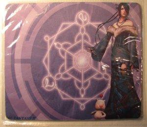 Final Fantasy Lulu mouse pad