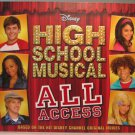 High School Musical All Access Guide 'Scrapbook' USED