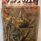 McFarlane Spawn 13 Jessica + Mr Obersmith FADED+crack