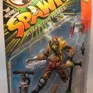 McFarlane Spawn 7  Crutch (MANGLED CARD)