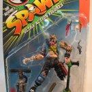 McFarlane Spawn 7  Crutch (w smiley face tattoo)