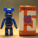 Medicom Be@rbrick Series 15 - Jellybean: Dark Blue