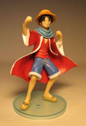 One Piece Bandai Styling Super 5 inch Monkey D. Luffy
