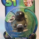 Planet 51 Military Truck 3 inch (bubble reattached)