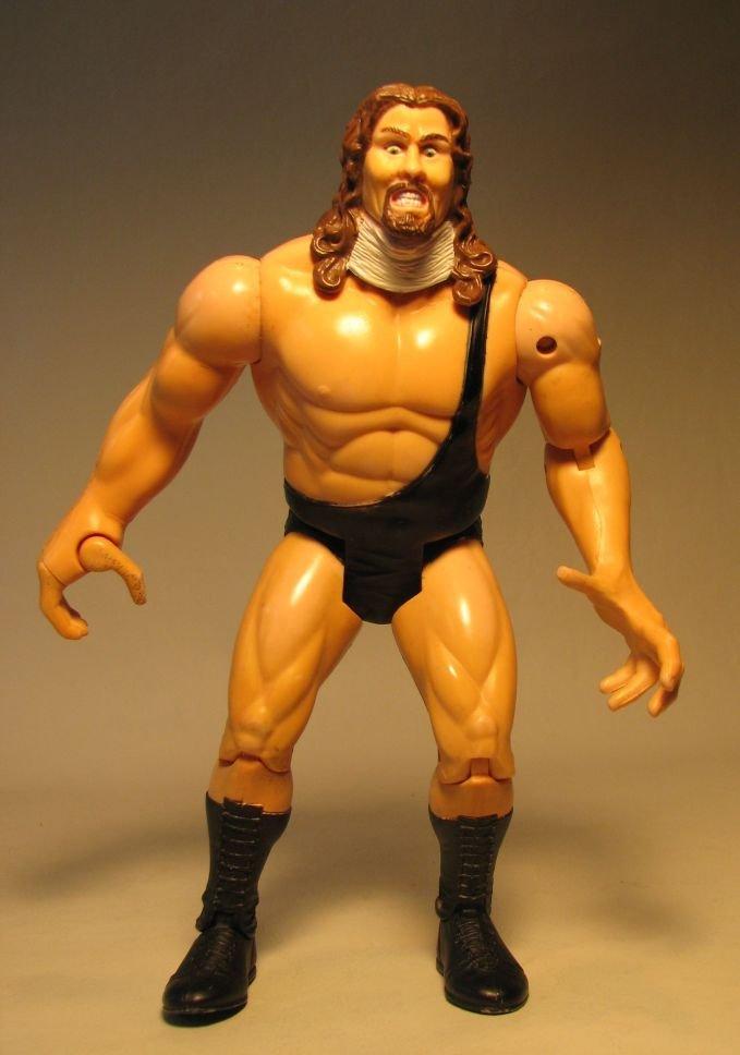 Toy Biz Wcw Figure Battle Of The Giants Giant Loose