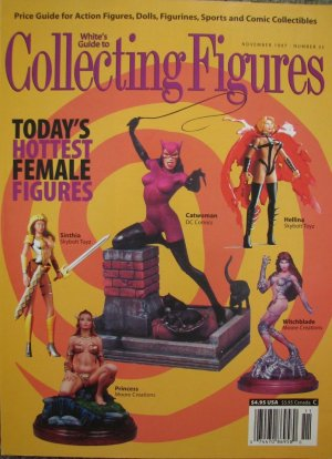White's Guide to Collecting Figures #35 - Nov 1997
