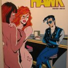 EROS Adult Comic - Eros Hawk Winter 1992