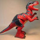 Fisher-Price Imaginext red T-Rex LOOSE