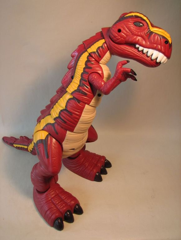 How To Figure Car Payment >> Fisher-Price Imaginext Mega Rex red T-Rex LOOSE 22 inch