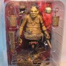 Mezco Hellboy II Legless Goblin with Cart NO LABEL