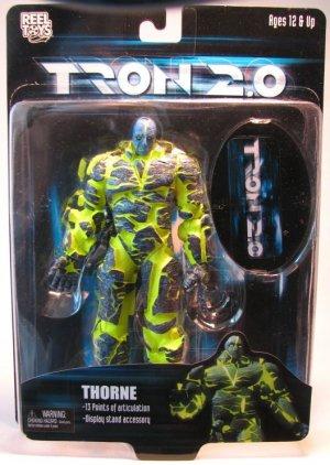 NECA Tron 2.0 action figure Thorne  6.8 inch 2003