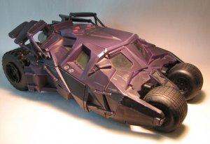 Batman The Dark Knight Batmobile w Sound LOOSE