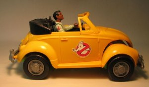 Kenner 1987 Ghostbusters Highway Haunter LOOSE