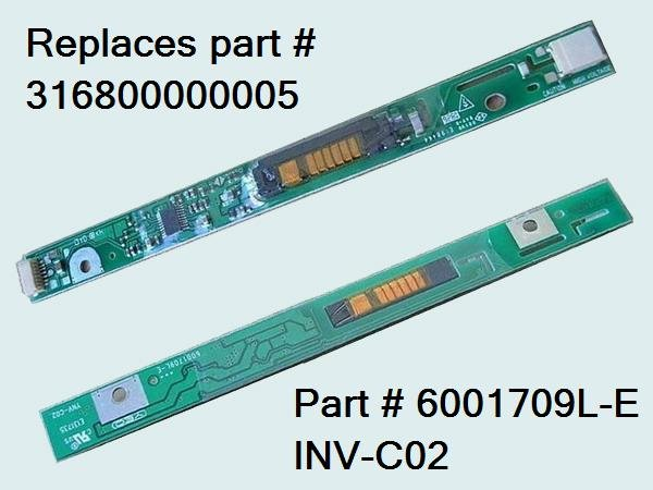 Acer TravelMate 7520G-502G16 Inverter