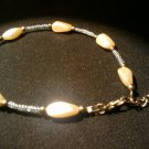 "Handcrafted  fashion anklet fits 10""-12"" adjustable clasp"