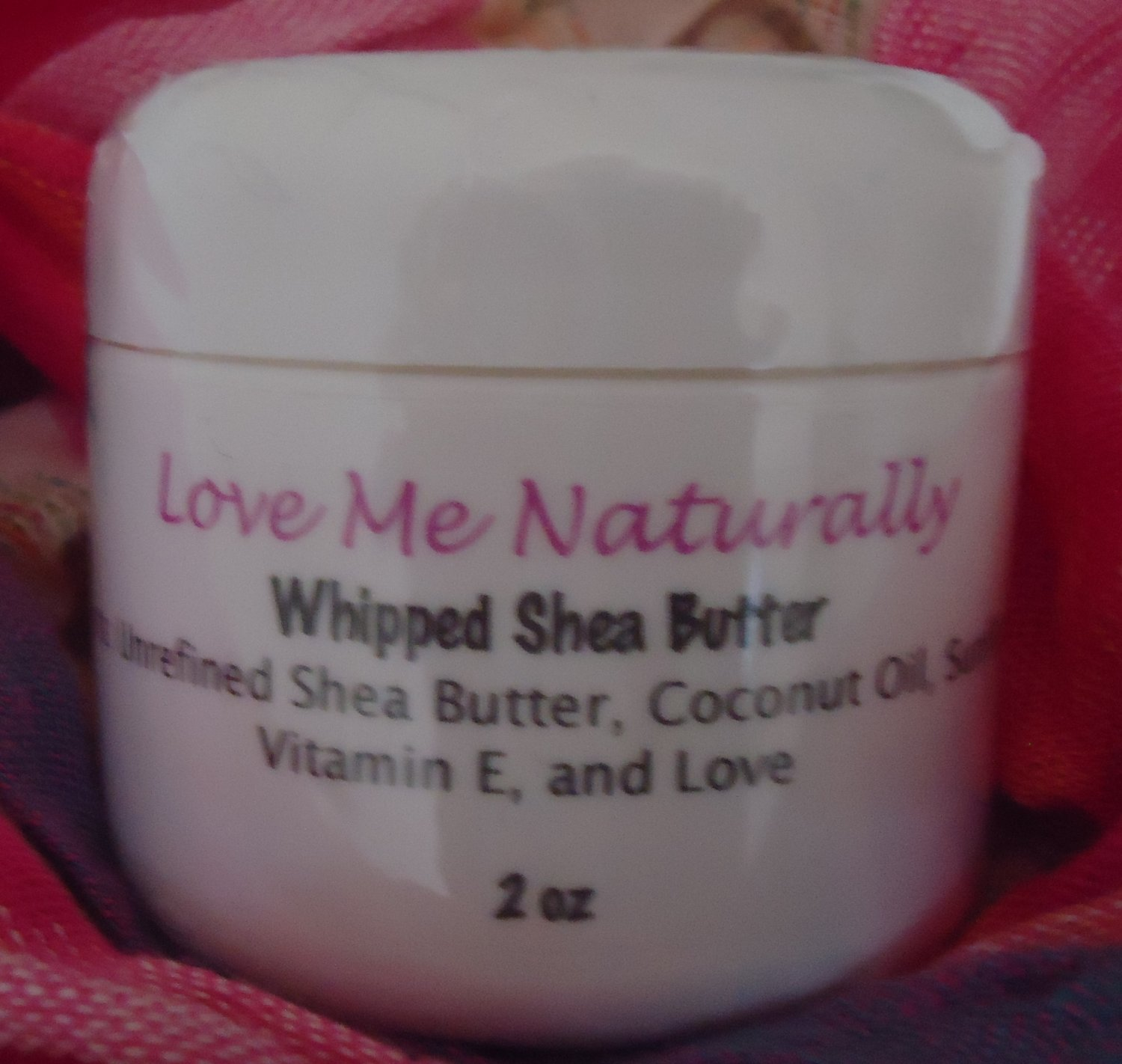 Whipped Shea Butter-NOT SHIPPED DURING HOT WEATHER MONTHS