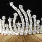 Crystal Crown Crystal Tiara Hair Jewelry