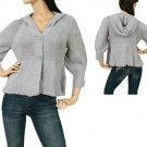 Grey Hood Sweater - SIZE XLARGE