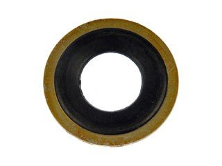 "Viton Insert Oil Drain Plug Gasket 1/2""/12MM Standard Replacement, New Item"