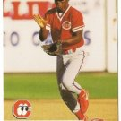 "CALVIN REESE ""Chattanooga Lookouts"" 1994 #108 Classic Baseball Card"