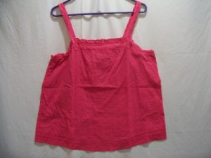 OLD NAVY Womens Pink Spaghetti Strap Top, Size: Large,  NWT