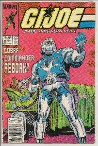G.I. JOE A REAL AMERICAN HERO Vol. 1 No.58 April 1987