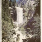 VERNAL FALLS, WITH A SHEER DROP OF 317 FT. Post Card