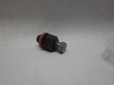 """1/2"""" OVERSIZE """"ONE TIME"""" REPLACEMENT DRAIN PLUG (NEW)"""