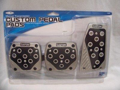 CUSTOM PEDAL PADS Manual Transmission, NIP