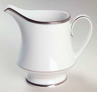 NORITAKE 'Spectrum' 8 OZ Creamer #2983, (New Item)