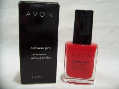 AVON Nailwear Pro Nail Enamel, Tangtastic