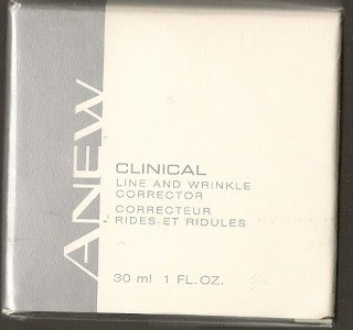 AVON Anew Clinical Line & Wrinkle Corrector, 1 Fl.Oz.