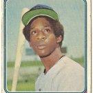 "VIC HARRIS ""Chicago Cubs"" 1974 #157 Topps Baseball Card"